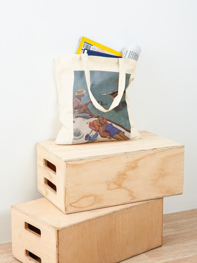 Alternate view of vintage glam bby Tote Bag