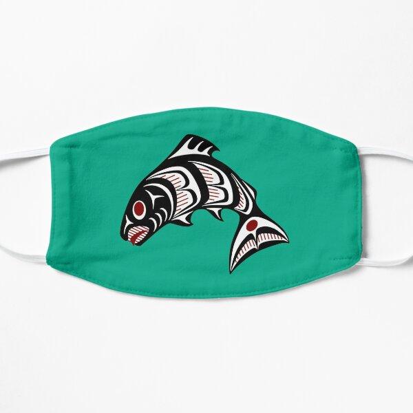 Northwest Pacific coast Haida art Salmon Mask