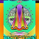 Upside-Down Artwork and Masg Art by internationally acclaimed artist L. R. Emerson II.  by L R Emerson II