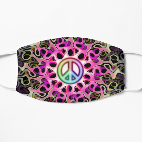 Gnarly Peace Sign Mask