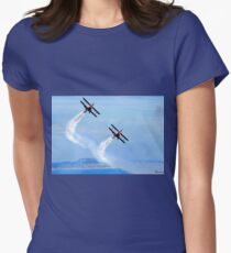 The Only Way To Fly! Women's Fitted T-Shirt