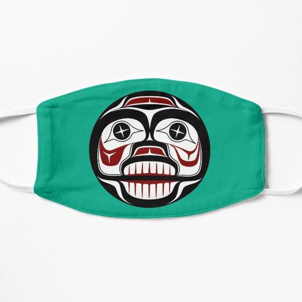 Northwest Pacific coast Haida Weeping skull Mask
