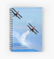 The Only Way To Fly! Spiral Notebook