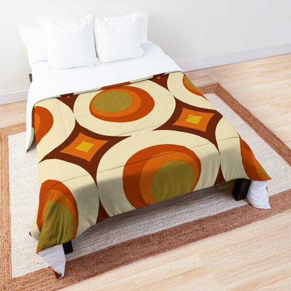 Mid-Century Modern 70s Comforter