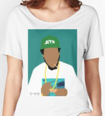 Curren$y Women's Relaxed Fit T-Shirt