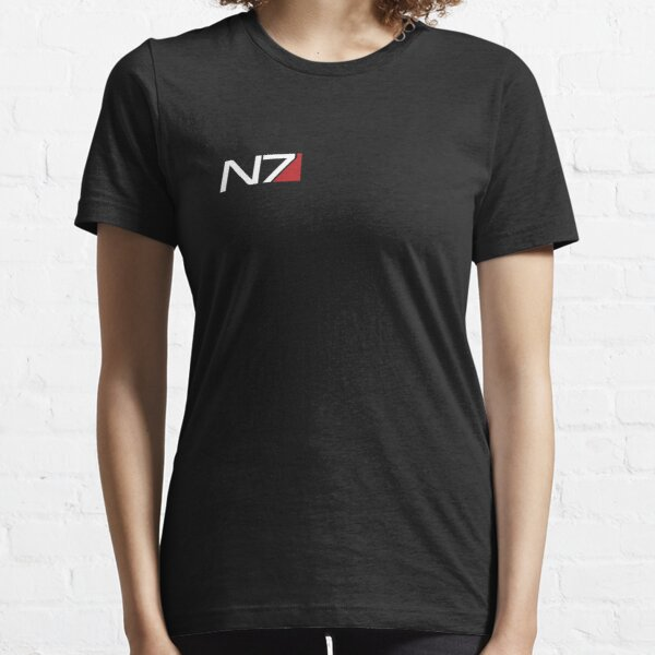 Mass Effect N7 Camiseta esencial