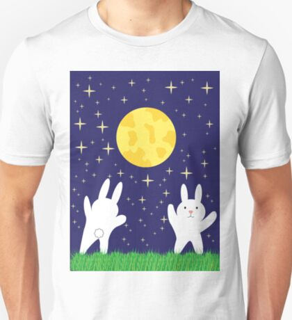 Moon Bunnies T-Shirt
