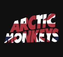 Arctic Monkeys Union Jack