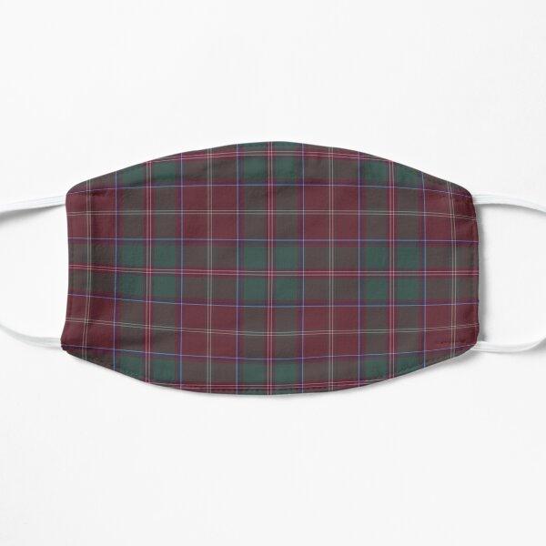 Glen Coe District Tartan Flat Mask