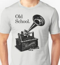 Old OLD School Unisex T-Shirt