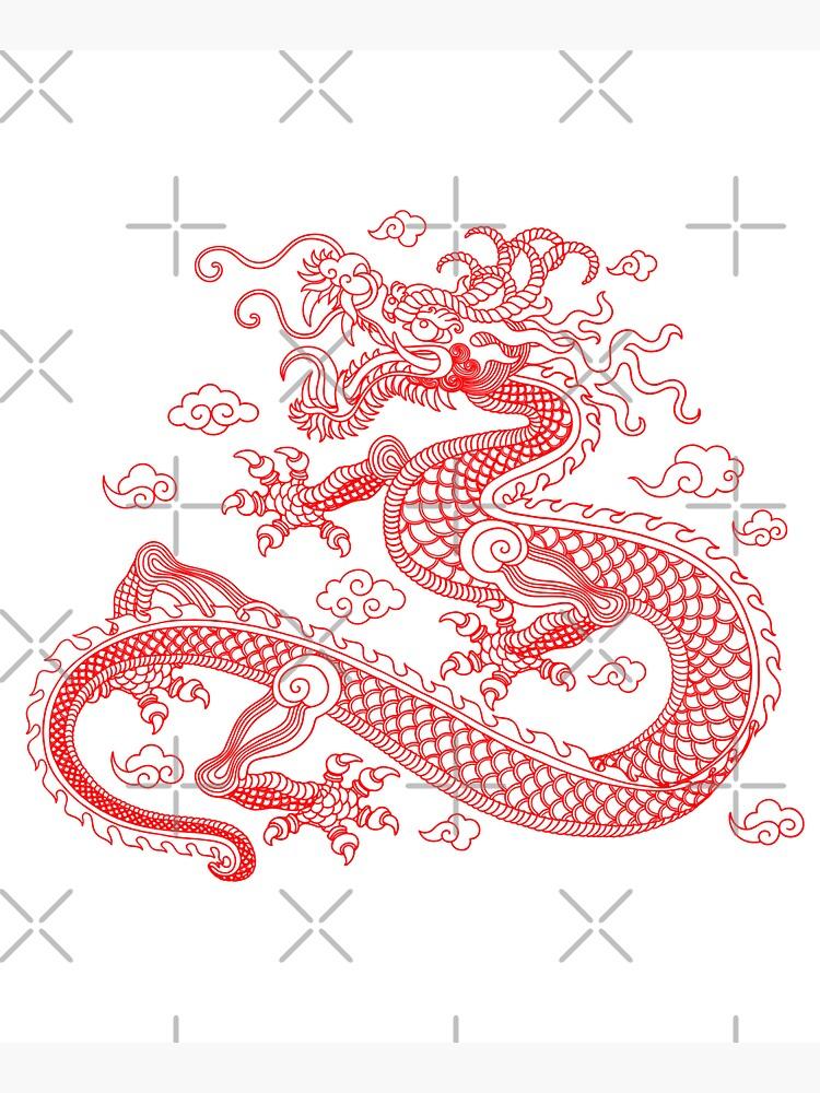 Red Dragon by SoccaTamam