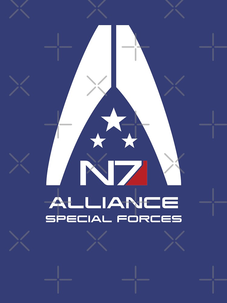 Mass Effect - Alliance Special Forces N7 by GasparArts