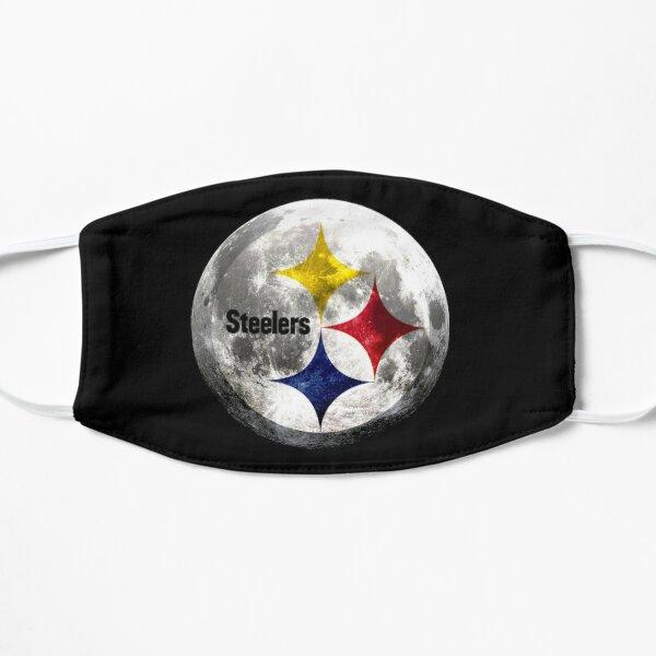 Steelers moon logo Mask