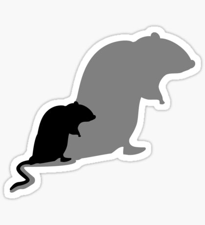 Master Rat VRS2 Sticker