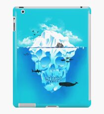 Cold Cruisings and Icy Endings iPad Case/Skin