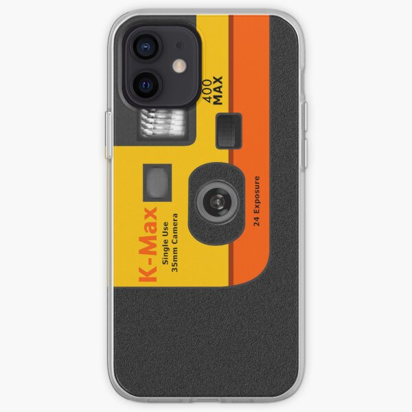 Appareil photo jetable - K-Max Coque souple iPhone