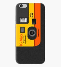 Disposable Camera - K-Max iPhone Case