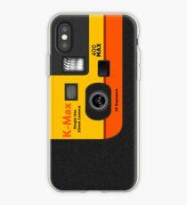 Vinilo o funda para iPhone Cámara desechable - K-Max