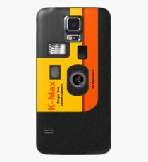 Disposable Camera - K-Max Case/Skin for Samsung Galaxy