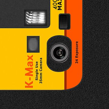 Disposable Camera - K-Max by onnycarr