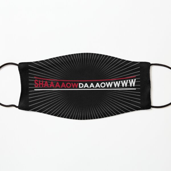 Shaaowdaaaow Kids Mask