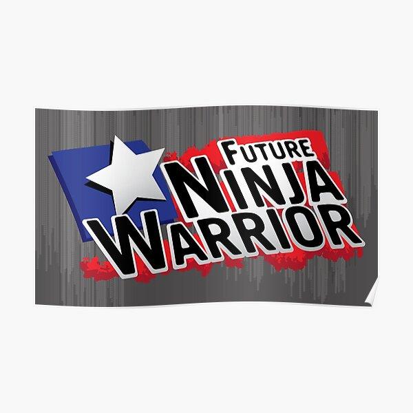 Future Ninja Warrior Poster