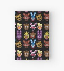 Five Nights Hardcover Journal