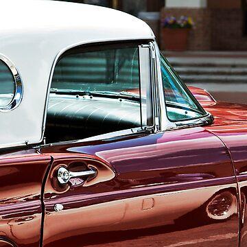 Classic Thunderbird (Mid-50's) by DeerPhotoArts