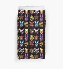 Five Nights Duvet Cover