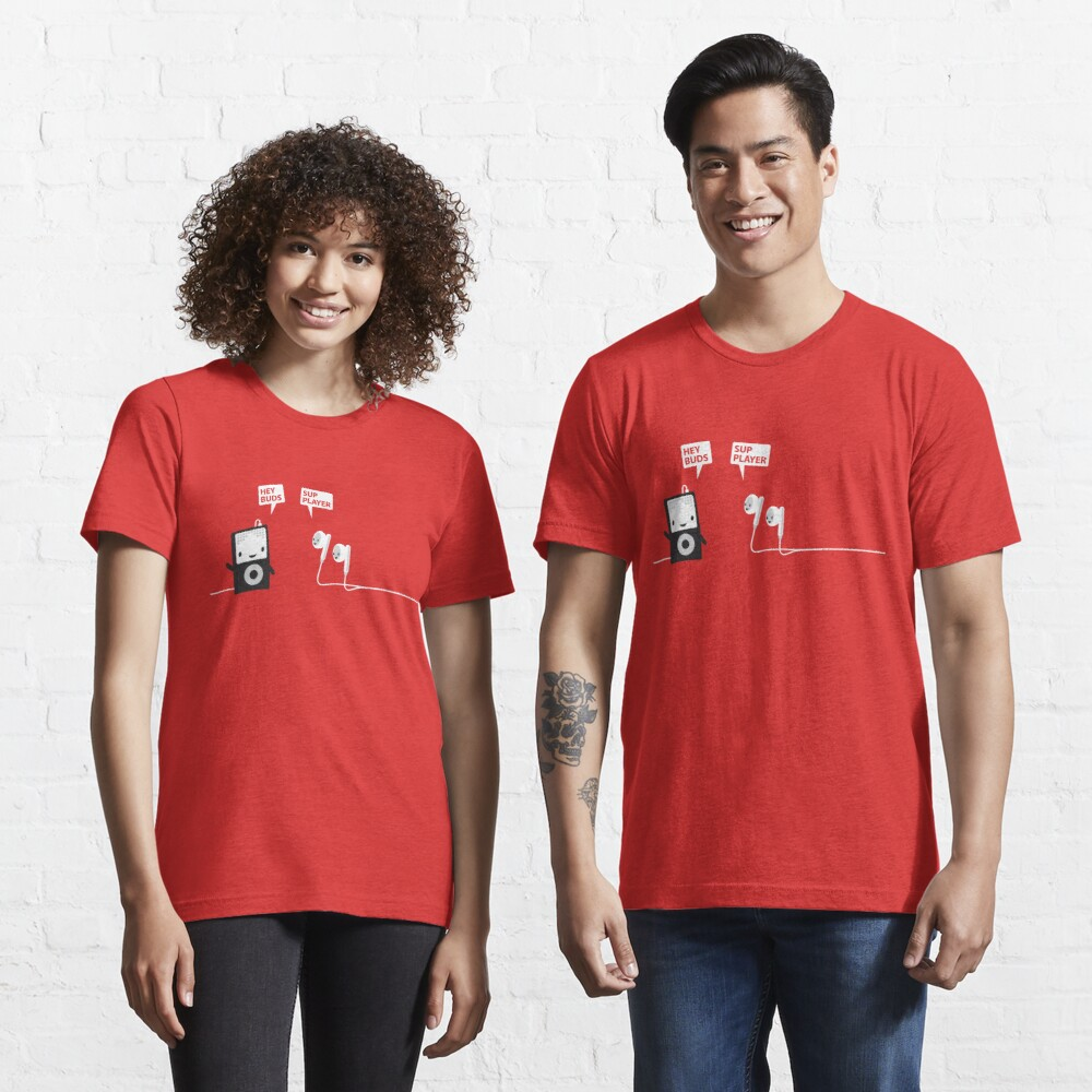 Hey Buds Sup Player Shirt Essential T-Shirt