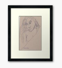 Elf 06 Framed Print