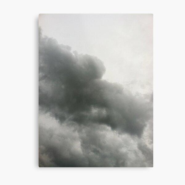 Cloud Metal Print