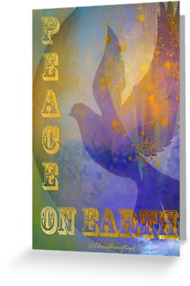 PEACE ON EARTH by Chris Armytage™