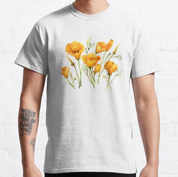 California Poppies Classic T-Shirt