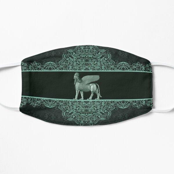 Assyrian Wingedbull (Lamassu) Flat Mask