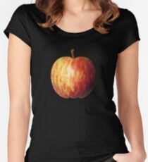 Apple by rafi talby Women's Fitted Scoop T-Shirt