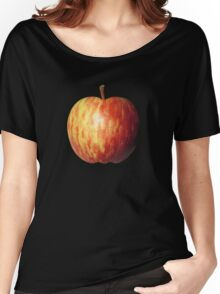 Apple by rafi talby Women's Relaxed Fit T-Shirt