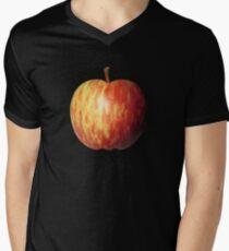 Apple by rafi talby Mens V-Neck T-Shirt
