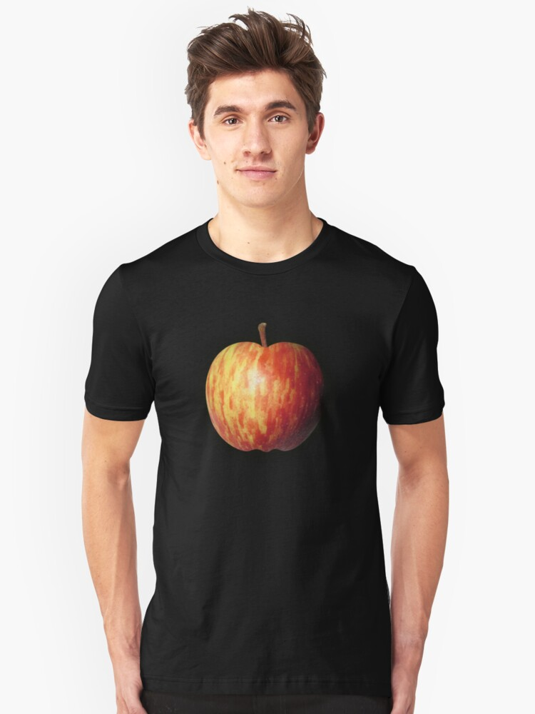 Apple by rafi talby Unisex T-Shirt Front