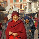 Monk by Harry Oldmeadow
