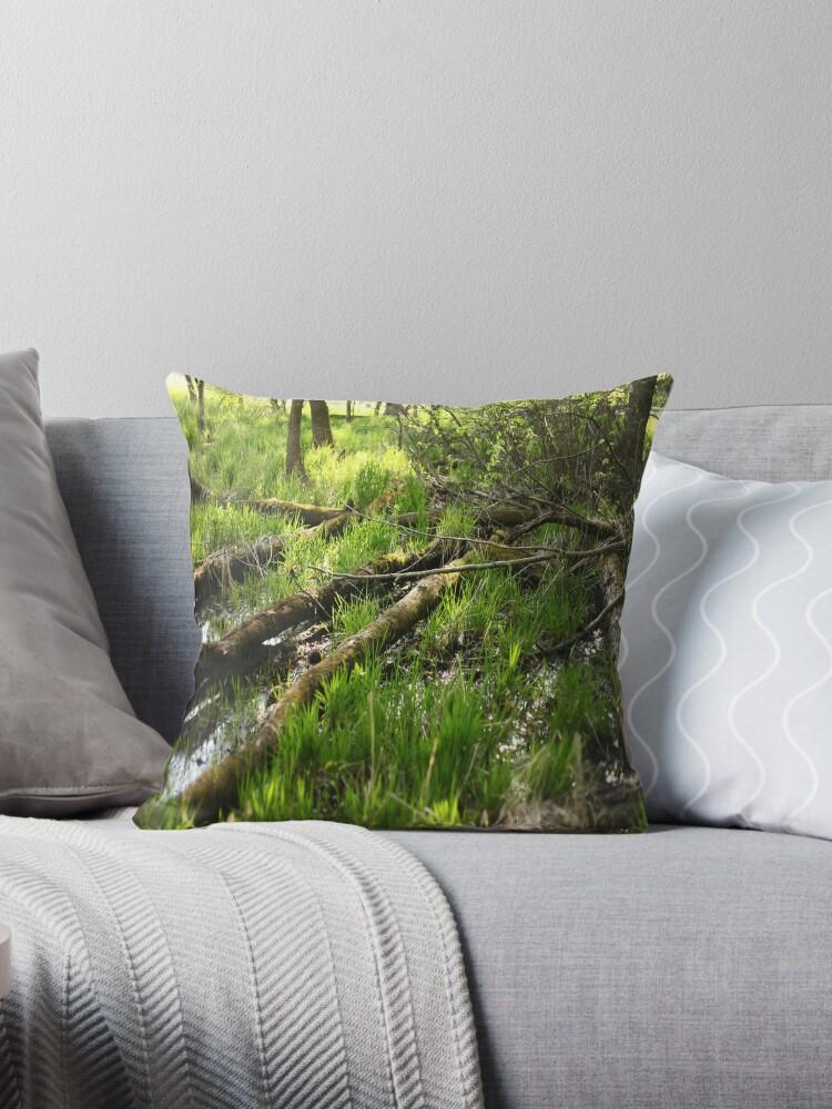 White River Landscape 6810 by Thomas Murphy