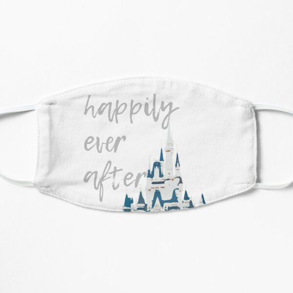 Happily Ever After Flat Mask