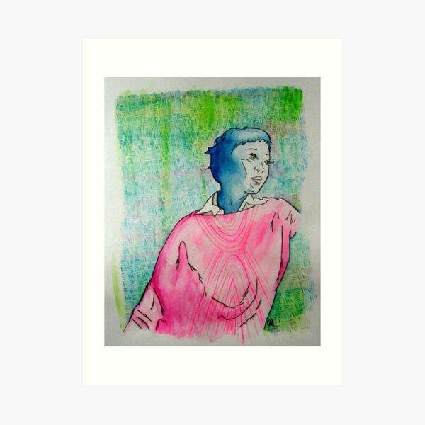 My Friend Jupiter Art Print