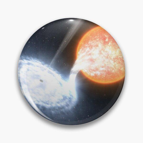 Artist's Impression of a Black Hole Pin