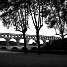 2012 - le pont by Ursa Vogel