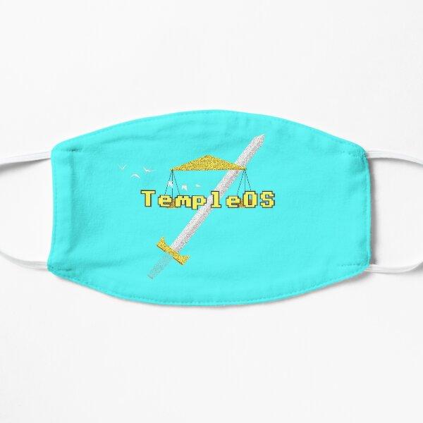 Temple OS Flat Mask