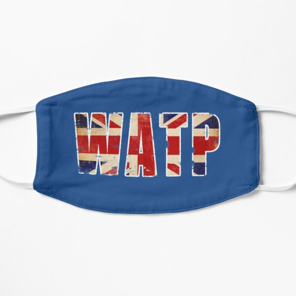 We Are The People - Rangers Flat Mask