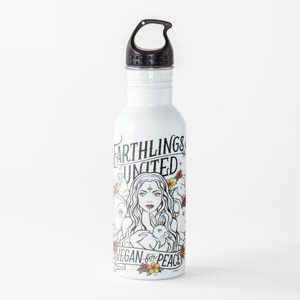 Earthlings United Water Bottle