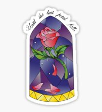 Until the last petal falls Sticker