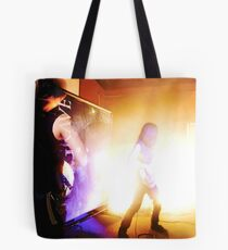 Conducting from the Grave Tote Bag